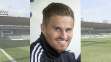 Plymouth Argyle footballer David Goodwillie has also played for the Scottish national side.
