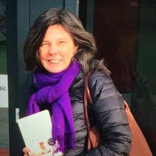 Murdered author Helen Bailey