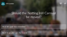 Should the Notting Hill carnival be moved after safety warnings?
