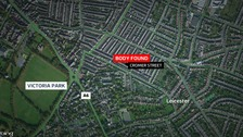 Murder investigation launched in Leicester after body found in alleyway