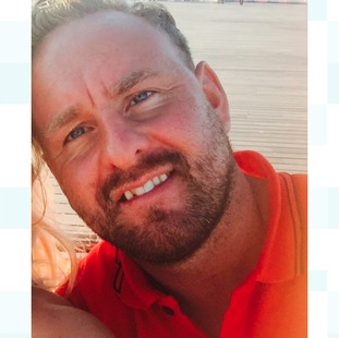 Missing man Miles Naylor who was last seen in Stevenage on Sunday evening