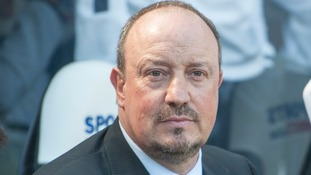 Rafa Benitez welcomes Newcastle United's transfer policy to sign young players and develop them