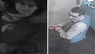 Police are searching for the pair in connection with an assault