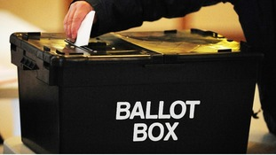 File photo: Corby, Cardiff and Manchester by-elections today