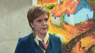 Nicola Sturgeon: Second Scottish independence referendum 'even more likely' after May's Brexit speech