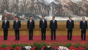 China's new leadership