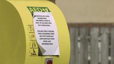 Derry defibrillator