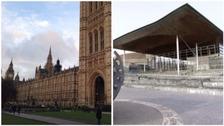 Westminster / Senedd