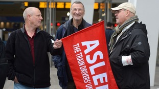 Members of Aslef union