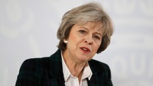 Theresa May set to face heated PMQs on Brexit plans