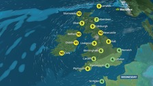Weather: Another cloudy day for many