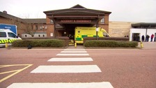Accident and Emergency at Chorley Hospital reopens