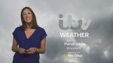 Wales weather: Cloudy with light rain possible