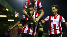 Lincoln City win 1-0