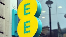 Mobile provider EE fined £2.7m for over-charging customers