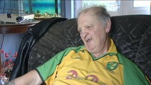 Gordon Barnes says he was treated badly