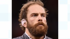 Edwards: Alun Wyn Jones among greatest of great players