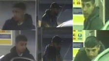 CCTV images released as police hunt for car-jackers