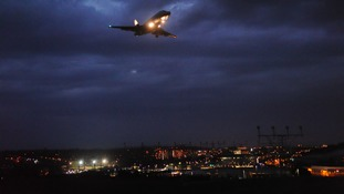 A consultation was launched last week to bring in tighter noise quotas at London airports.