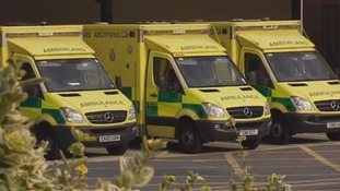 Only 76.4% of patients seen within four hours at 'major' A&E units