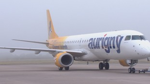 Aurigny will 'follow with interest' progress of new rival airline
