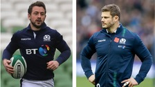 Borders boys confirmed in Scotland's Six Nations squad