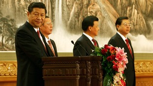China's new leader faces task of reforming country