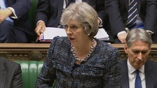 Watch PMQs live: Theresa May faces the Commons