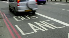 Bus lane cameras will be introduced