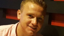 Corrie McKeague disappeared after a night out in September 2016.