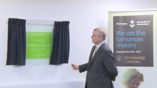 HRH The Duke of York launches University of Sunderland's programme of Higher and Degree Apprenticeships