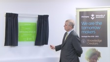 Prince Andrew launches new apprenticeship programme