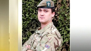 Captain Rupert Bowers was killed in an explosion in Afghanistan last week