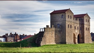 Arbeia Fort in South Shields