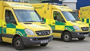 NW ambulance service rated as 'requires improvement'