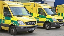 North West Ambulance service rated as 'requires improvement'