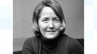 Rachael Heyhoe-Flint in 1973.