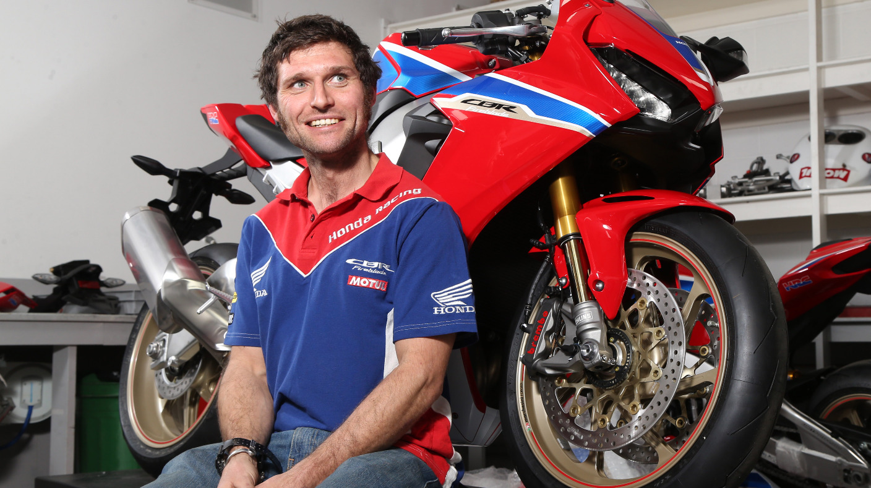 Guy Martin Returning To Road Racing At Nw200 Utv Itv News