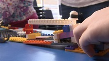 The Lego Foundation is giving £2.5m to fund the position.