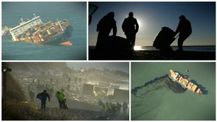 MSC Napoli: 10 years on from one of the most expensive shipwrecks in history