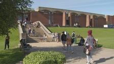 University of Sussex campus