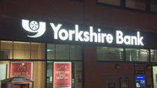 Branches of the Yorkshire Bank will close across the region
