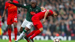 Plymouth Argyle vs Liverpool: as it happened
