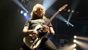 Funeral to be held for Status Quo guitarist Rick Parfitt