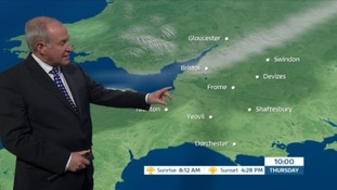 Bob Crampton with the forecast.