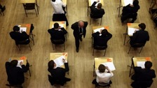 New maths GCSE results unveiled
