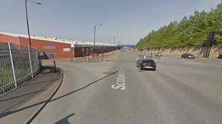 Scotswood Road in Newcastle