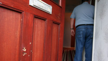 Children escape injury after shot fired at house in Carrick