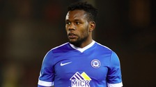 Shaquile Coulthirst joined Posh in January 2016
