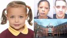 Mother and boyfriend jailed for drugs death of girl, aged four